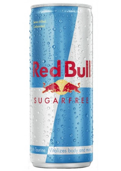 Red Bull Χωρίς Ζάχαρη 0,25lt