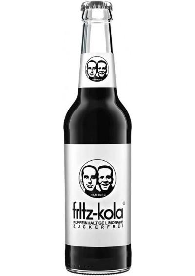 Fritz Kola Sugar Free 0,33lt