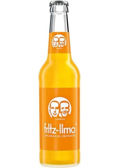 Fritz Limo Orangeade 0,33lt