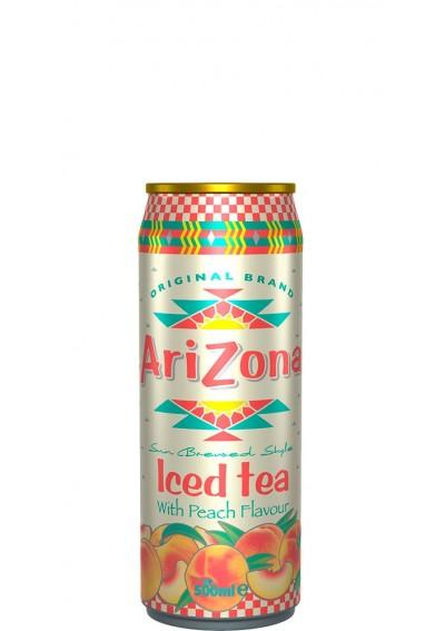 AriZona Μαύρο Τσάι με Ροδάκινο 0,33lt