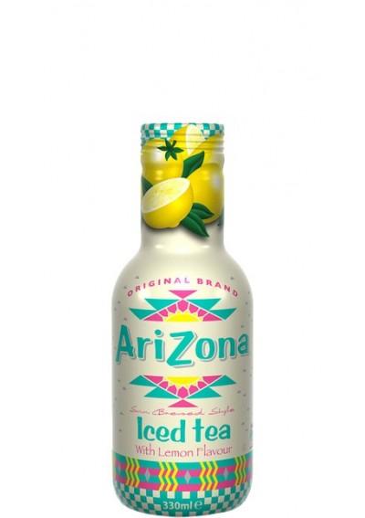 AriZona Μαύρο Τσάι με Λεμόνι (Glass) 0,33lt