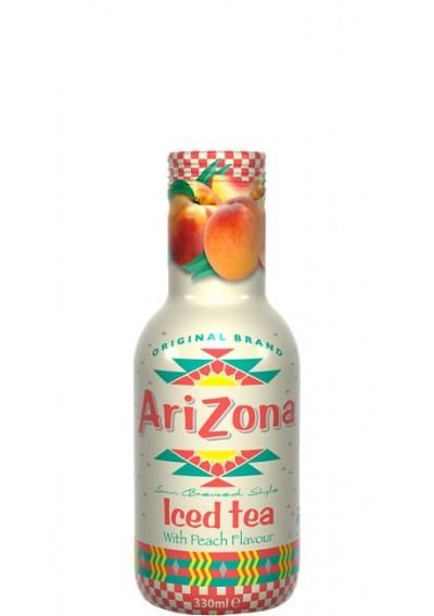 AriZona Μαύρο Τσάι με Ροδάκινο (Glass) 0,33lt