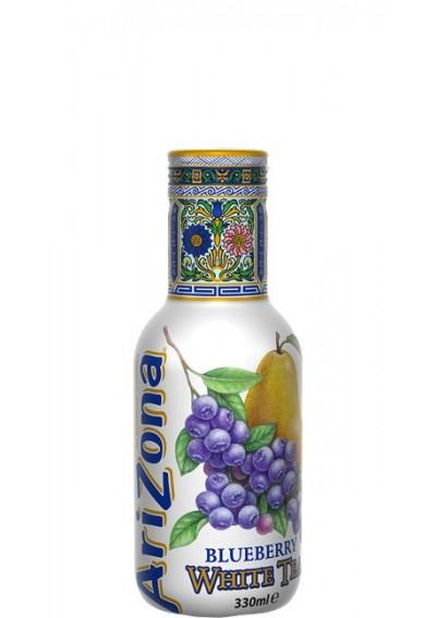 AriZona Λευκό Τσάι με Μύρτιλλο (Glass) 0,33lt