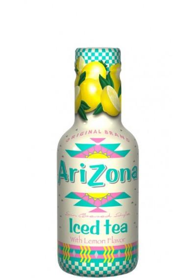 AriZona Μαύρο Τσάι με Λεμόνι (PET) 0,45lt