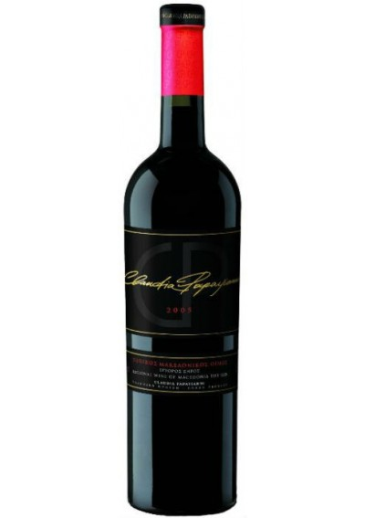 Claudia Papayianni Red 0,75lt