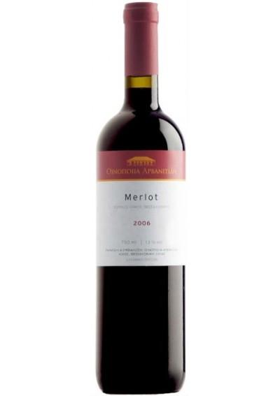 Merlot 1,5lt Ερυθρό