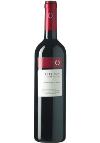Thema Red 0,75lt