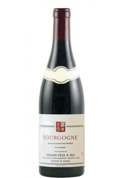 Serafin Bourgogne Rouge 0,75lt