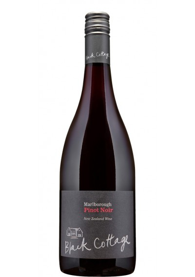 Two Rivers Black Cottage Pinot Noir 0,75lt