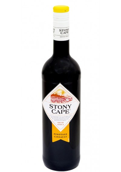 Stony Cape Pinotage Cincault 0,75lt Ερυθρό