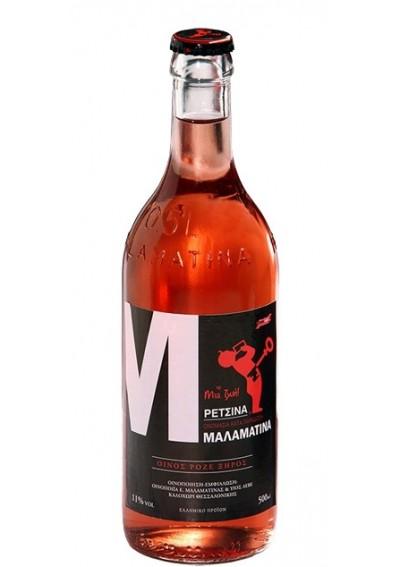 Μαλαματίνα Ροζέ 0,50lt