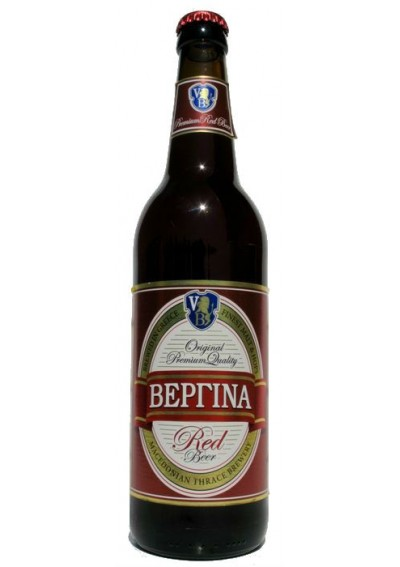 Vergina Red 0,50lt