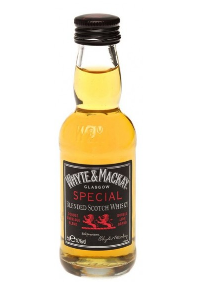 Whyte & Mackay (Glass) 0,05lt