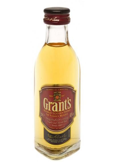 Grant's (Glass) 0,05lt