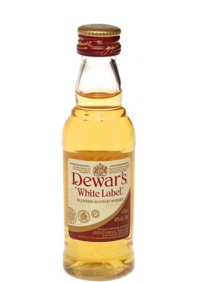 Dewar's White Label (Pet) 0,05lt