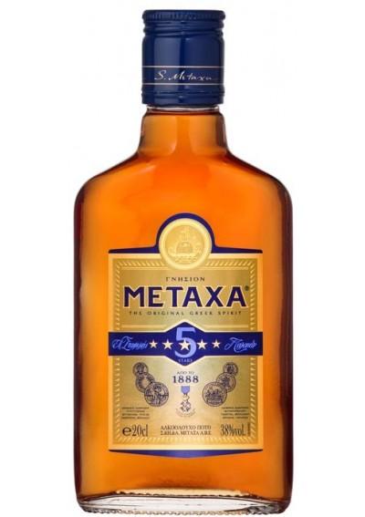 Metaxa 5* 0,20lt
