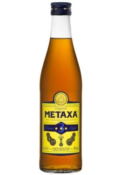 Metaxa 3* 0,35lt