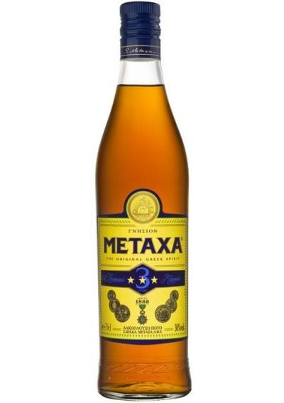 Metaxa 3* 0,70lt