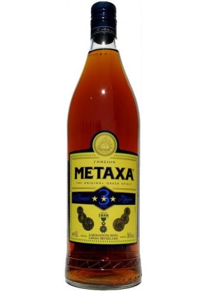 Metaxa 3* 1lt