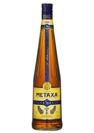 Metaxa 5* 1lt