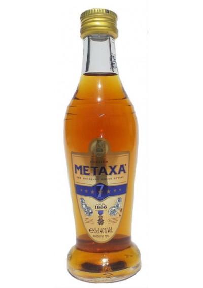Metaxa 7* 0,05lt