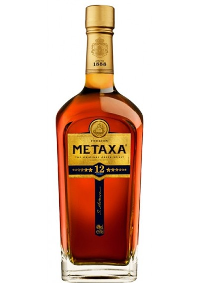 Metaxa 12* Grand Olympian Reserve 0,70lt