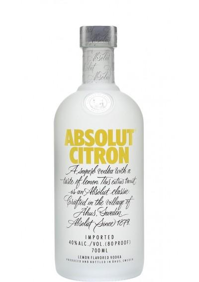 Absolut Citron 0,70lt