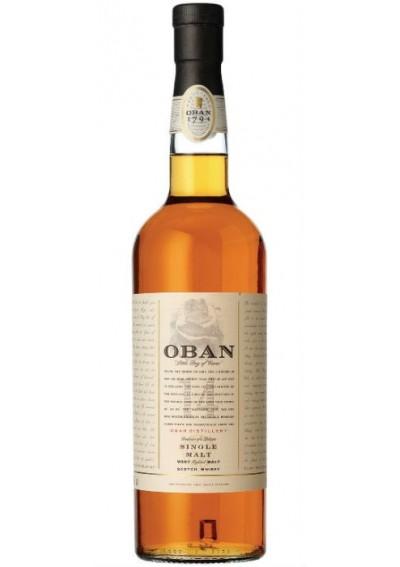 Oban 14 Years 0,70lt
