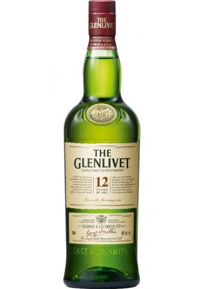 Glenlivet 12 Years 0,70lt