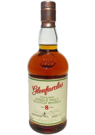 Glenfarclas 8 Years 0,70lt