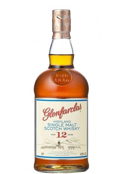 Glenfarclas 12 Ετών 0,70lt