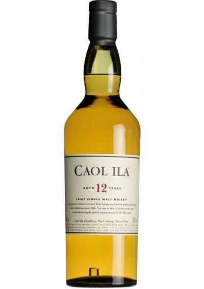 Caol Ila 12 Years 0,70lt