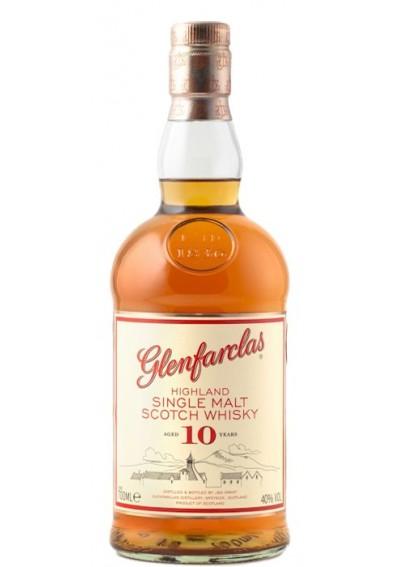 Glenfarclas 10 Ετών 0,70lt