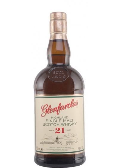 Glenfarclas 21 Ετών 0,70lt