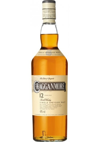 Cragganmore 12 Years 0,70lt