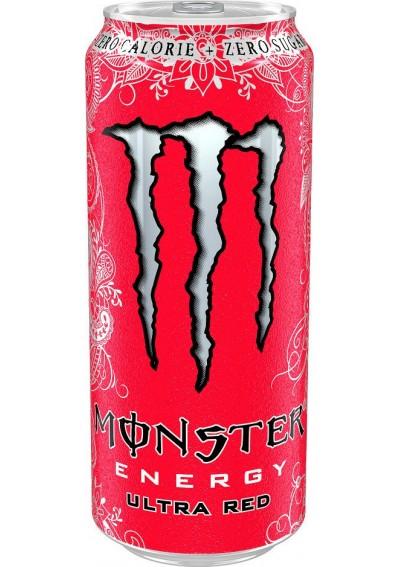 Monster Ultra Red 0.50lt